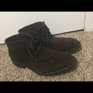 Mephisto Chukka Boots Suede Size 12~ Never worn